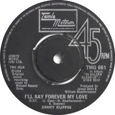 I'll Say Forever My Love - Jimmy Ruffin